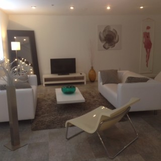 Salon appartement South Beach Miami